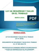 Marco Legal SSO