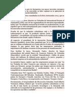 Colombia Segundo en Inyeccion de Tecnologia