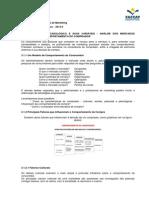 3.1 Estrutura mercadológica e suas variáveis - Análise dos mercados consumidores e comportamento do comprador