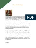 The Venerable Saint Macarius the Great of Egypt
