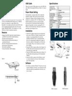 Belkin ExpressBus F5U001 User Guide