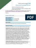Primary and Secondary Biologics Treatment Failure in Rheumatoid Arthritis