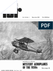 Mystery Aeroplanes of the 1930's by John A. Keel