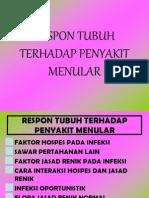 Respon Tbh Thdp Peny Menular