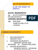 CLASSIFICATION OF NEUROPATHY.pptx