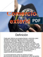 Economia Comercio Exterior