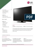 PB6600 Series Spec Sheet