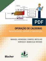 OPERAÇÃO DE CALDEIRAS