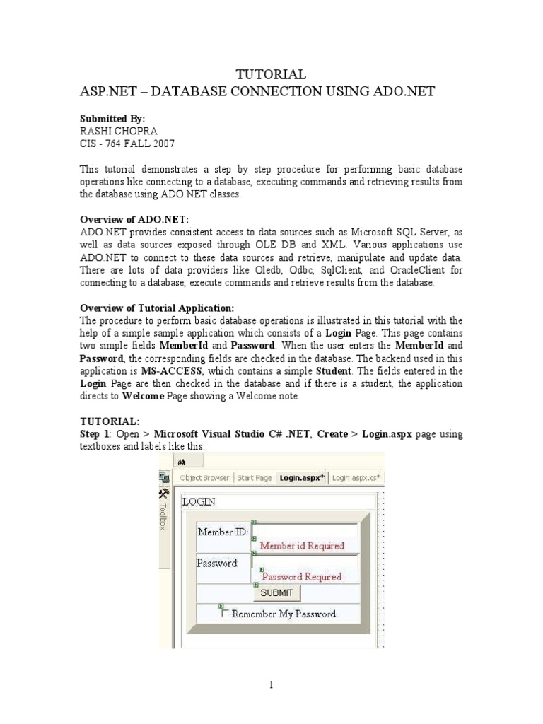 Chopra ADO | Microsoft Sql Server | Active X Data Objects