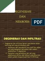 Degenerasi Dan Nekrosis
