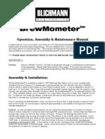 BrewMometer Owners Manual-V6
