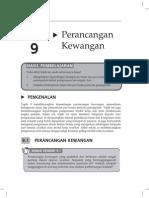 Topik 9 Perancangan Kewangan