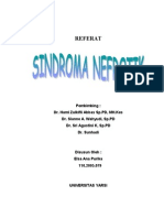SINDROM-NEFROTIK