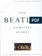 15945327 the Beatles Complete Scores 2