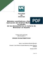 Aplicacion Del Analisi Multivariante