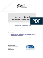 Basic Brief for Cnstr (+9&12) Act(2012)