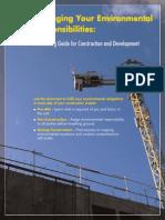 Managing Env Responsibilities Epa(2005)