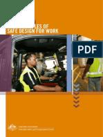 Principles of Safe Design for Work Au(2006)