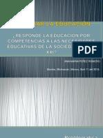 REPENSAR LA EDUCACIÓN 2014