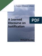Thomas Hooker on Justification