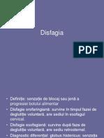 C1Disfagia, BRGE, E.barret, Achalazia