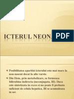 Curs 3 Icterul Neonatal