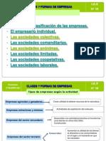 213_Clases y Formas de Empresas 2010