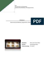 Segmentación y Marketing Mix