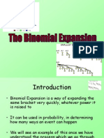 5) C2 the Binomial Expansion