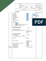 (2) Pile Cap Design_columns