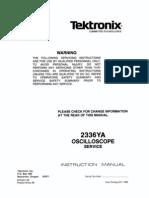 Tektronix 2336 YA