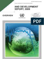 UN TDR2009 Overview