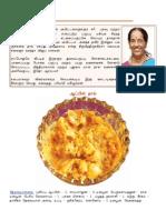 Tamil Samayal Paruppu Masiyal 30 Varities