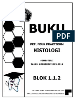 Petunjuk Praktikum Histologi Pspdg