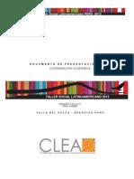 Informacion Academica Tsl 2013