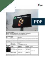 28. Spesifikasi LED Screen P16