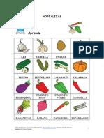651 Verduras y Hortalizas