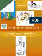 Ideas para celebrar el Día del libro