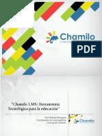 Chamilo E Learning MichelaMosquera