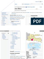 Id Wikipedia Org Wiki Kabupaten Blitar