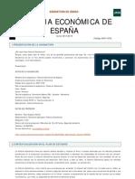 Guia Historia Economica de España