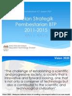 Pelan Strategik Pembestarian BTP