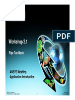 ANSYS Meshing Application Introduction