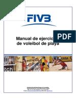 Manual Ejercicios Voleibol Playa