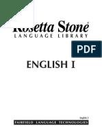 English US I