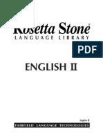 English US II