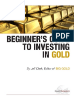 Beginners Guide to Gold Investing