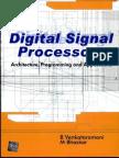 Digital signal processors- A.Venkatramani