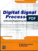 Digital signal processors- A.Venkatramani