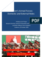 Thayer Vietnam's Armed Forces Domestic and External Roles